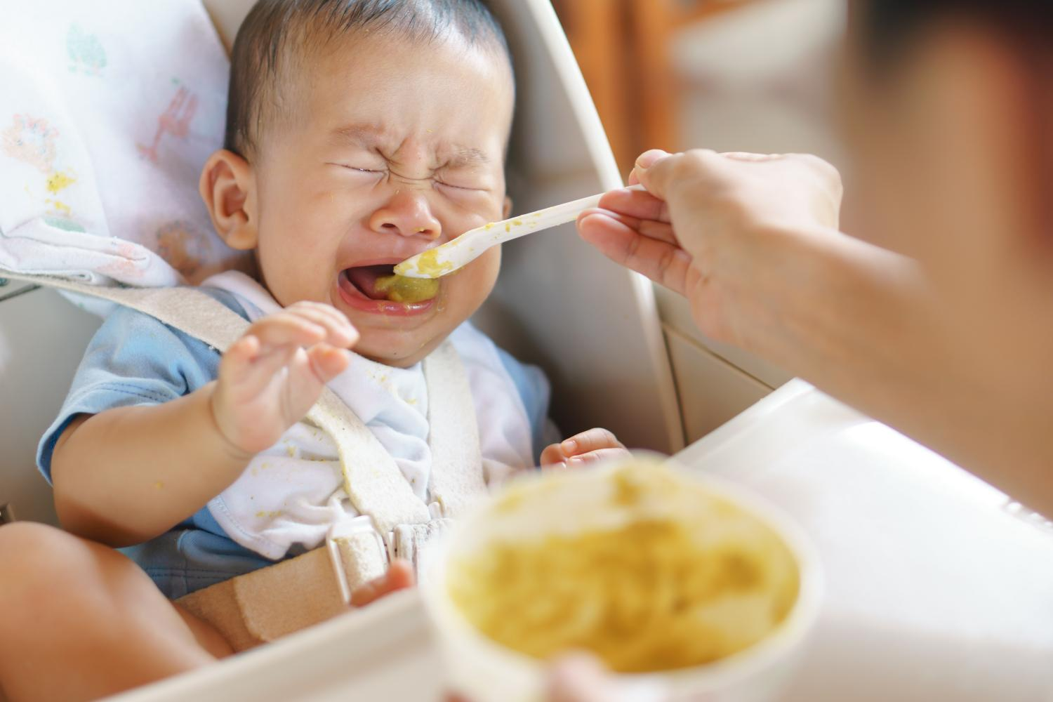 Overcoming feeding aversion in infants through occupational therapy