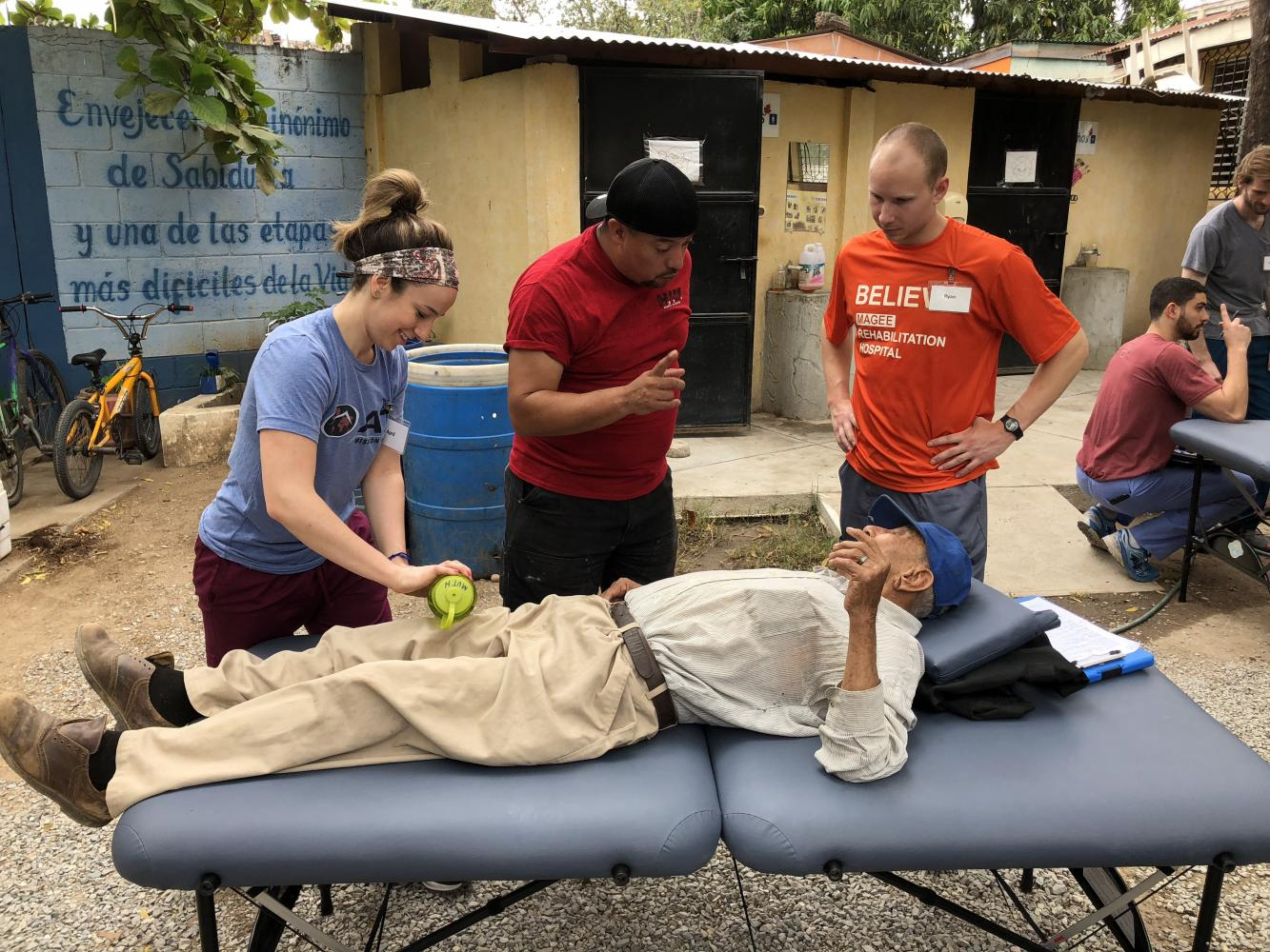 Guatemala Mission Works Trip - Physical Therapy