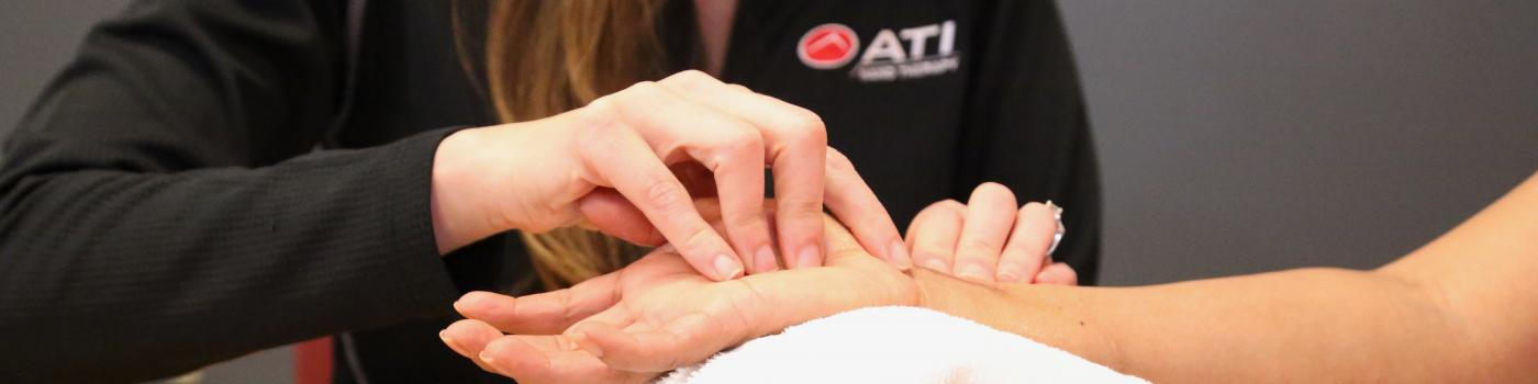 Hand Therapy header