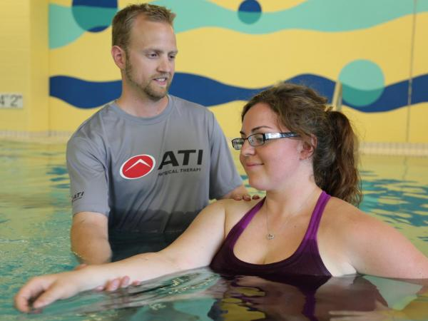 Aquatic Therapy - Specialty-Trained Aquatic Therapists
