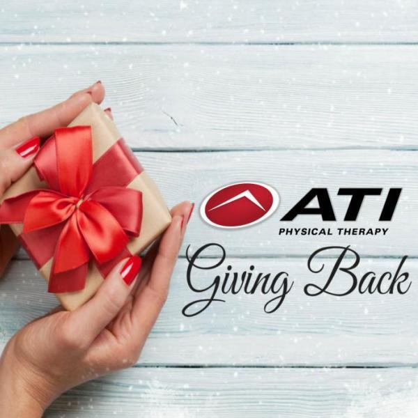 ATI Giving Back