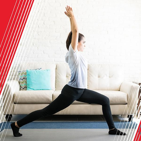 How to Stay In Shape Indoors — A Beginner's Home Workout Plan