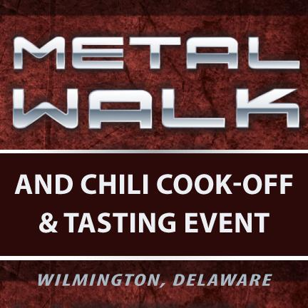 Metal Walk and Chili Cook-Off & Tasting - Delaware