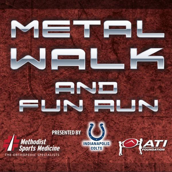 Metal Walk and Fun Run - Indianapolis