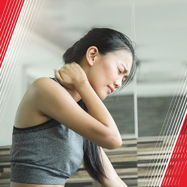 Featured Body Part: Shoulder