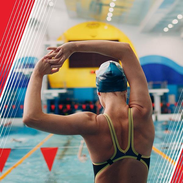Swimmer's Shoulder PT + Stretches