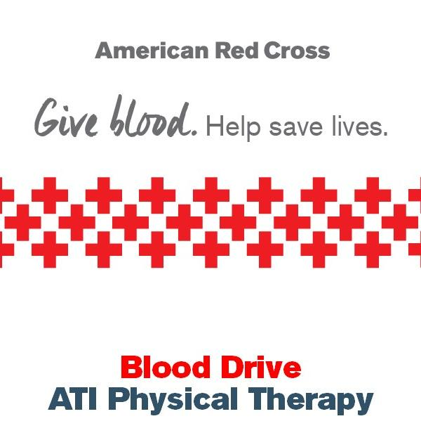 ATI Physical Therapy Blood Drive - Fremont, NE