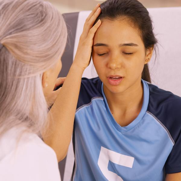 An Athletic Trainer's Role in Helping Prevent, Assess and Care for a Concussed Athlete