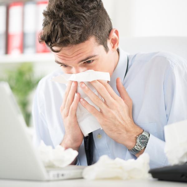 Avoid the Flu like the Plague