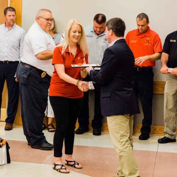 ATI's Haley Boyd Recognized by Mayor and City Council