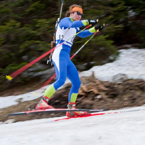 Take a Cue from Biathletes to Calm Your Mind and Body
