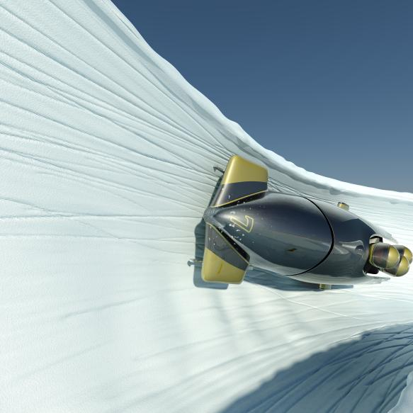 The most common Bobsledding injury: not what you might think!