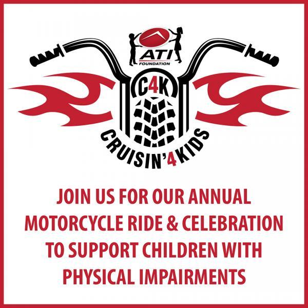 2017 Cruisin' for Kids Motorcycle Ride & Celebration