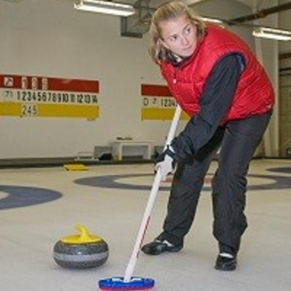 Curling - A Stone's Throw Away from Injury