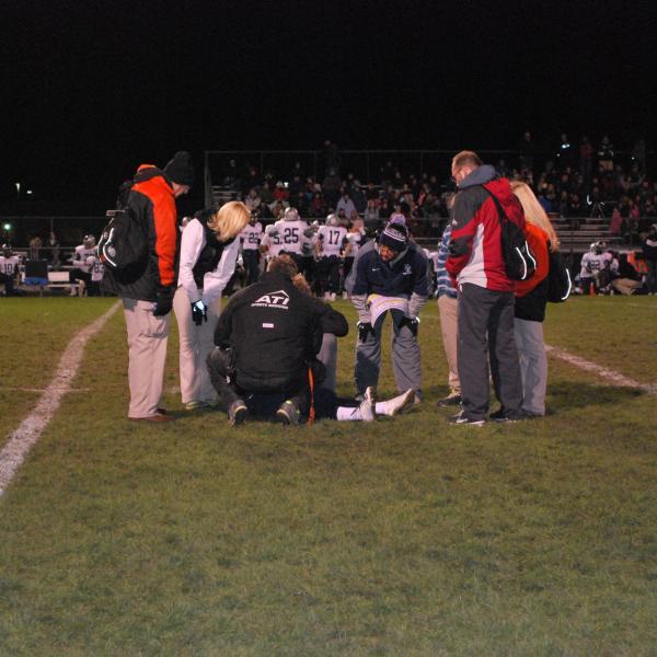 ATI Night Fenton High School vs. Guerin
