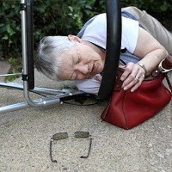 Fall Risk for Seniors – A Serious Matter