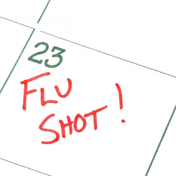how to get a flu shot