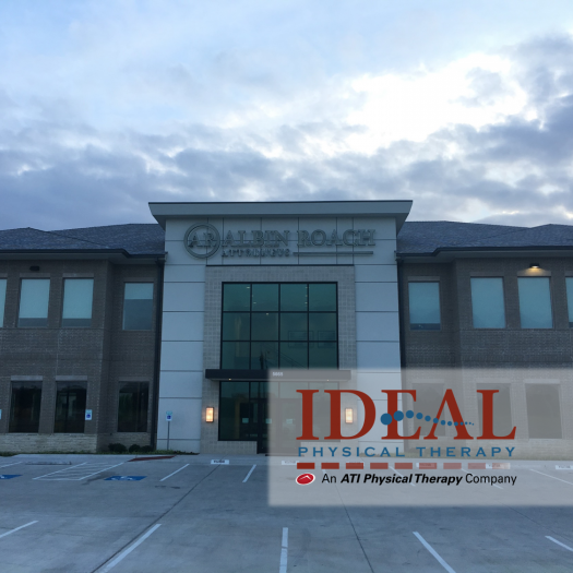 Ideal Physical Therapy opens its 1st Clinic in Frisco, TX