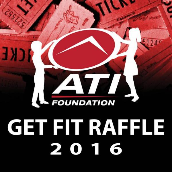 GET FIT Raffle is Happening Now!