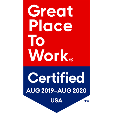 ATI Physical Therapy is proud to be certified as a Great Place to Work®!