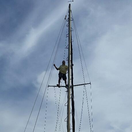 ATI Puts the Wind Back in Grady Honeycutt's Sails