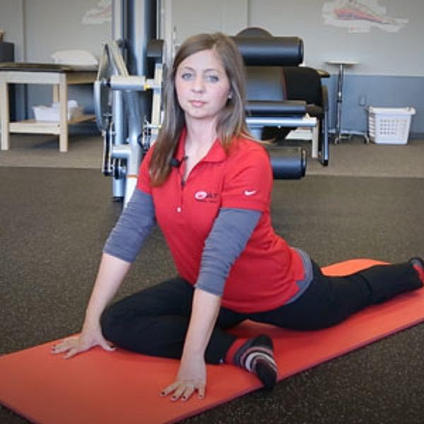 4 Stretches for Gymnasts