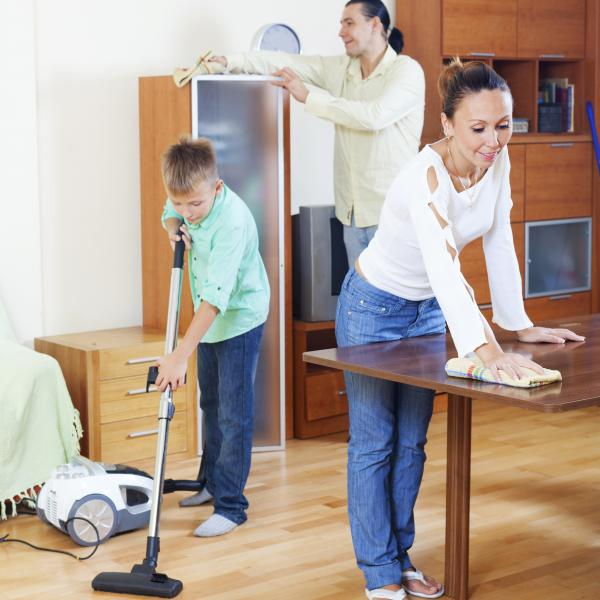 Is Housework Considered Exercise?