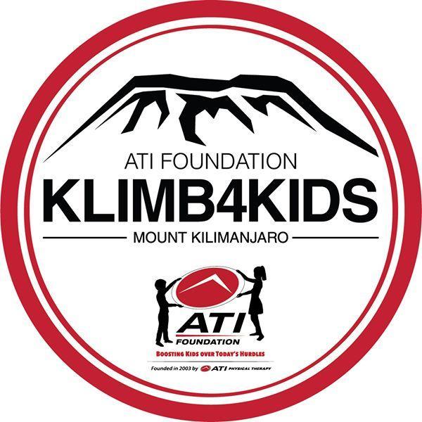 Klimb4Kids Honorary Ambassador Update