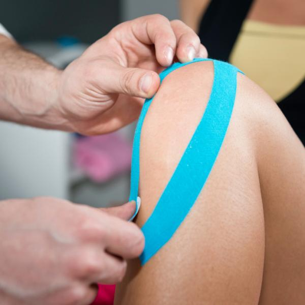 What is Kinesio Taping?