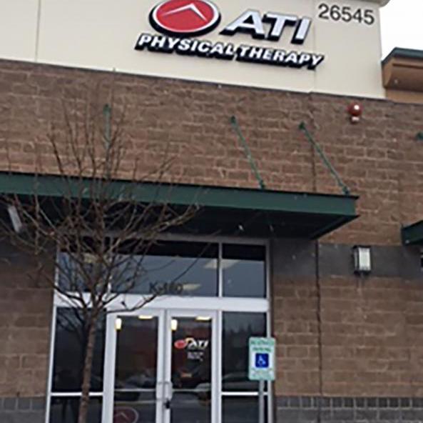 ATI Opens New Maple Valley - Black Diamond Rd SE Clinic in Washington