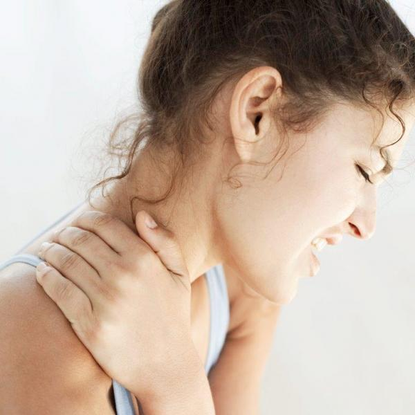 Stress and Poor Posture . . . What a Pain in the Neck!