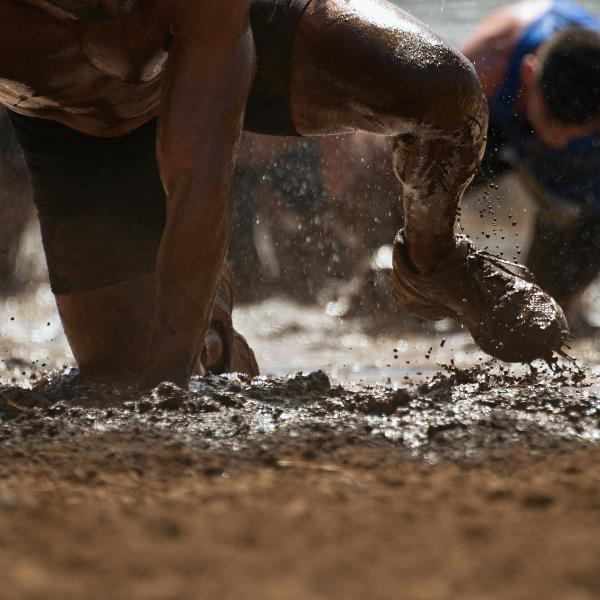 Obstacle Fun Mud Run