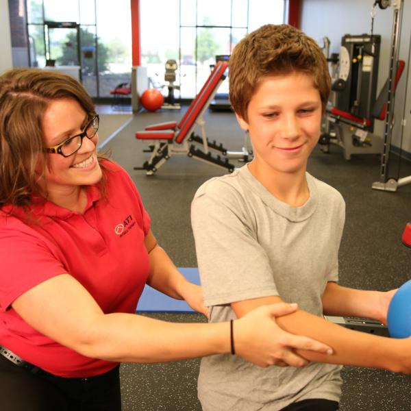 Consider a career in physical therapy in 2013