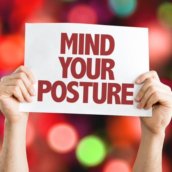 Poor Posture Affects You More Than You Know
