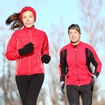 Running in winter: How to avoid injury and stick to your goals