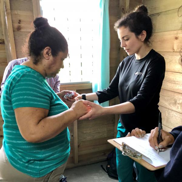 Making a Difference in the San Pedro Sacatepéquez Community