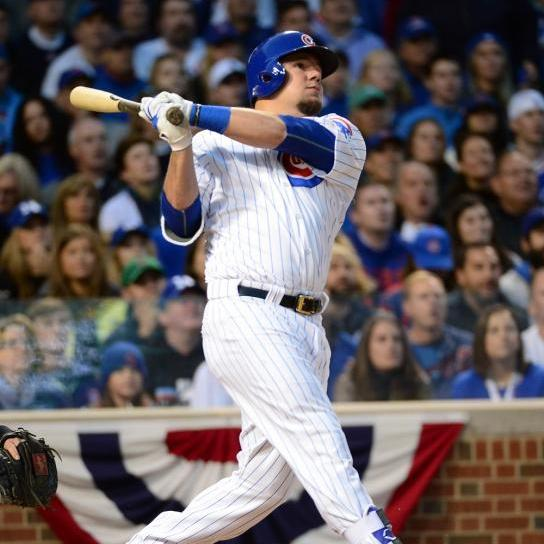 Meet Kyle Schwarber of the Chicago Cubs