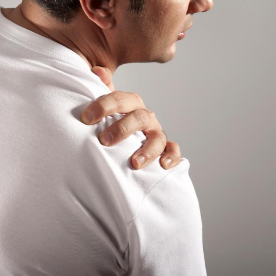 Comprehensive Shoulder Treatment and Rehab