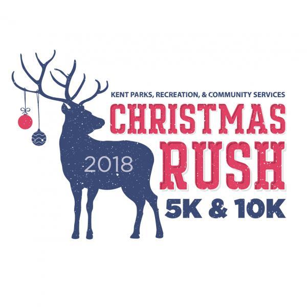 Christmas Rush Run Run & Walk
