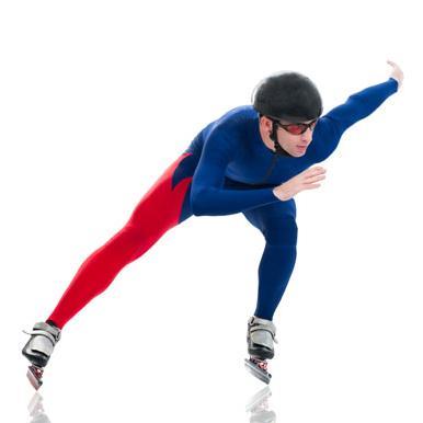 Short Track Speed Skating: NASCAR on Ice