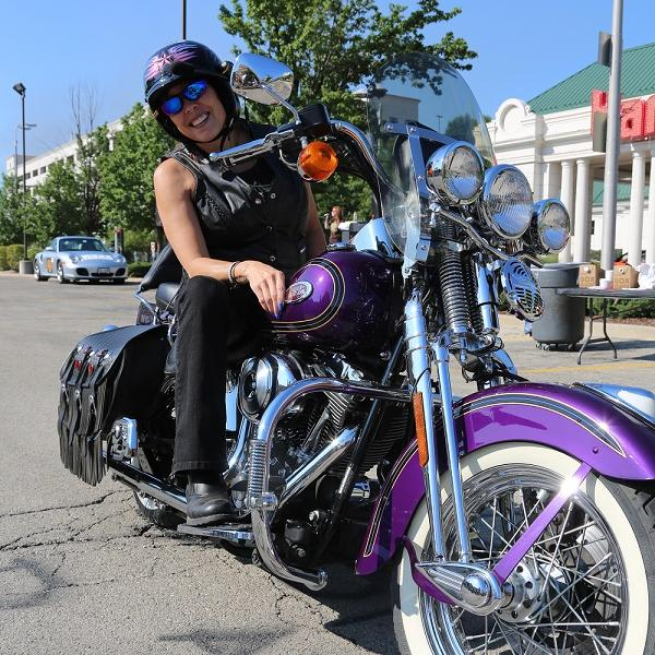 """""""Live (Pain) Free, Ride Hard"""" - Tips for Motorcycle Riders"""