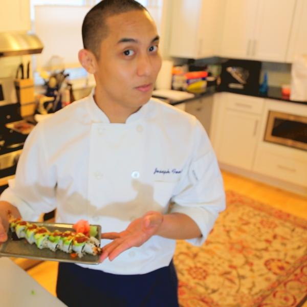 Sushi Chef on a Roll with ATI Hand Therapy