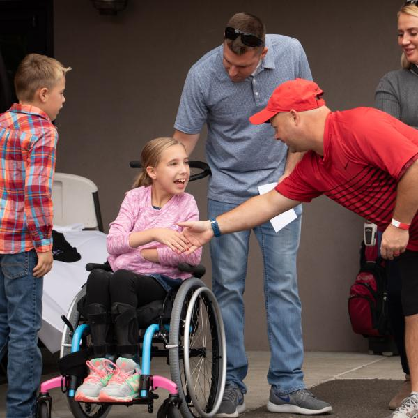 ATI Foundation's Washington Golf Outing Honors Local Beneficiary