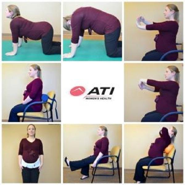 Prepare for pregnancy with simple stretches