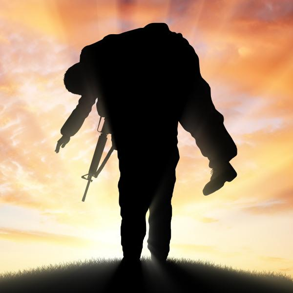 Wounded Warrior- Military Miles