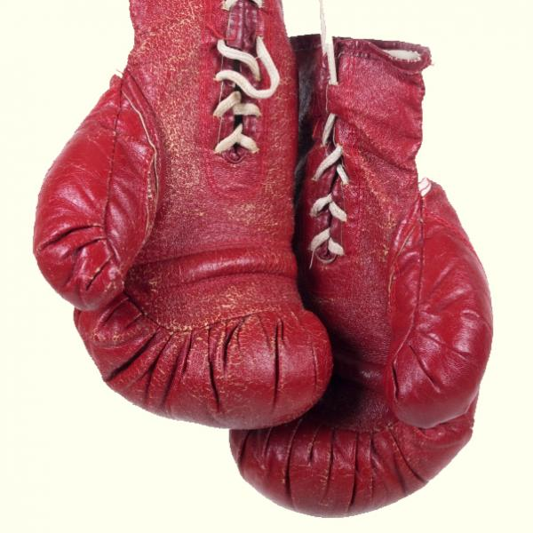 Boxing packs a lot of punches...and injuries, too