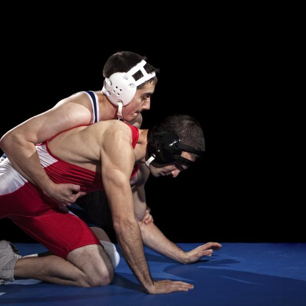Take wrestling injuries down with these prevention tips