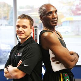 Back to Fighting Shape: Patient and Therapist Team Up