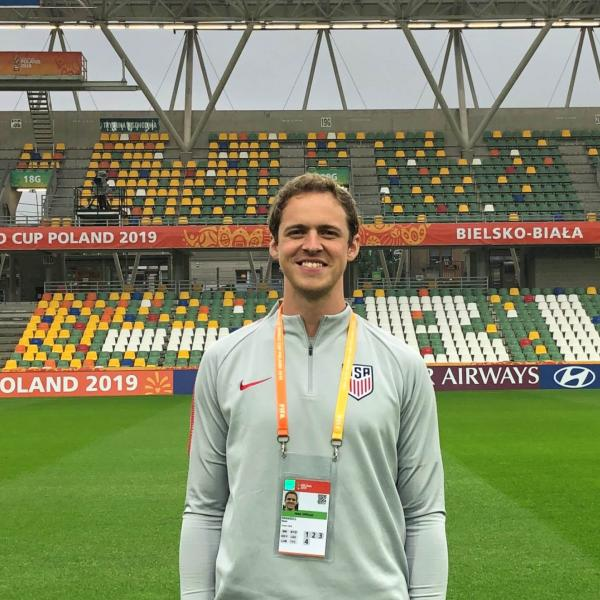 ATI's Nathan Mansell Heads to the U-20 FIFA World Cup
