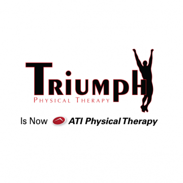 Triumph Physical Therapy is now ATI Physical Therapy